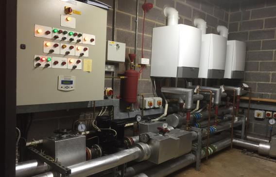 Gas Maintenance And Plumbing Maintenance At Uk National